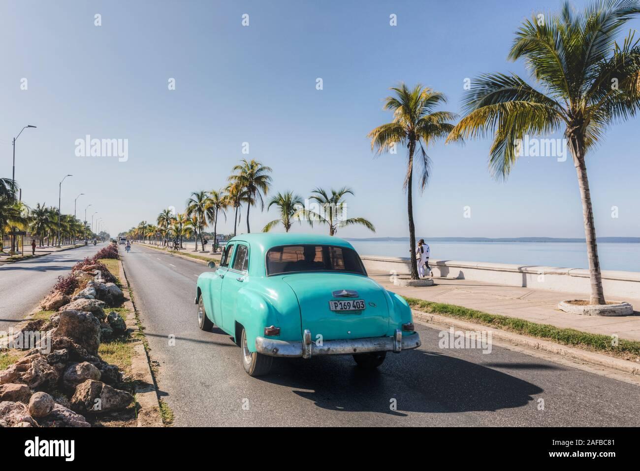 Cienfuegos, Cuba, América del Norte Foto de stock