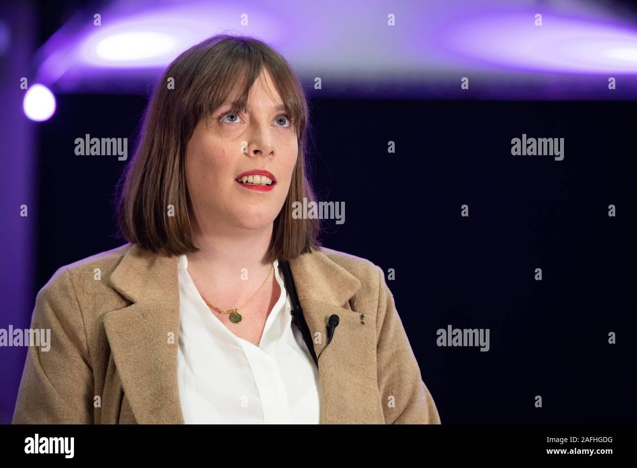 Jess Phillips, MP para Yardley Birmingham ilustra a la ICC cuando ocupó su asiento. Jess Phillips está en pugna por el liderazgo del partido laborista Foto de stock