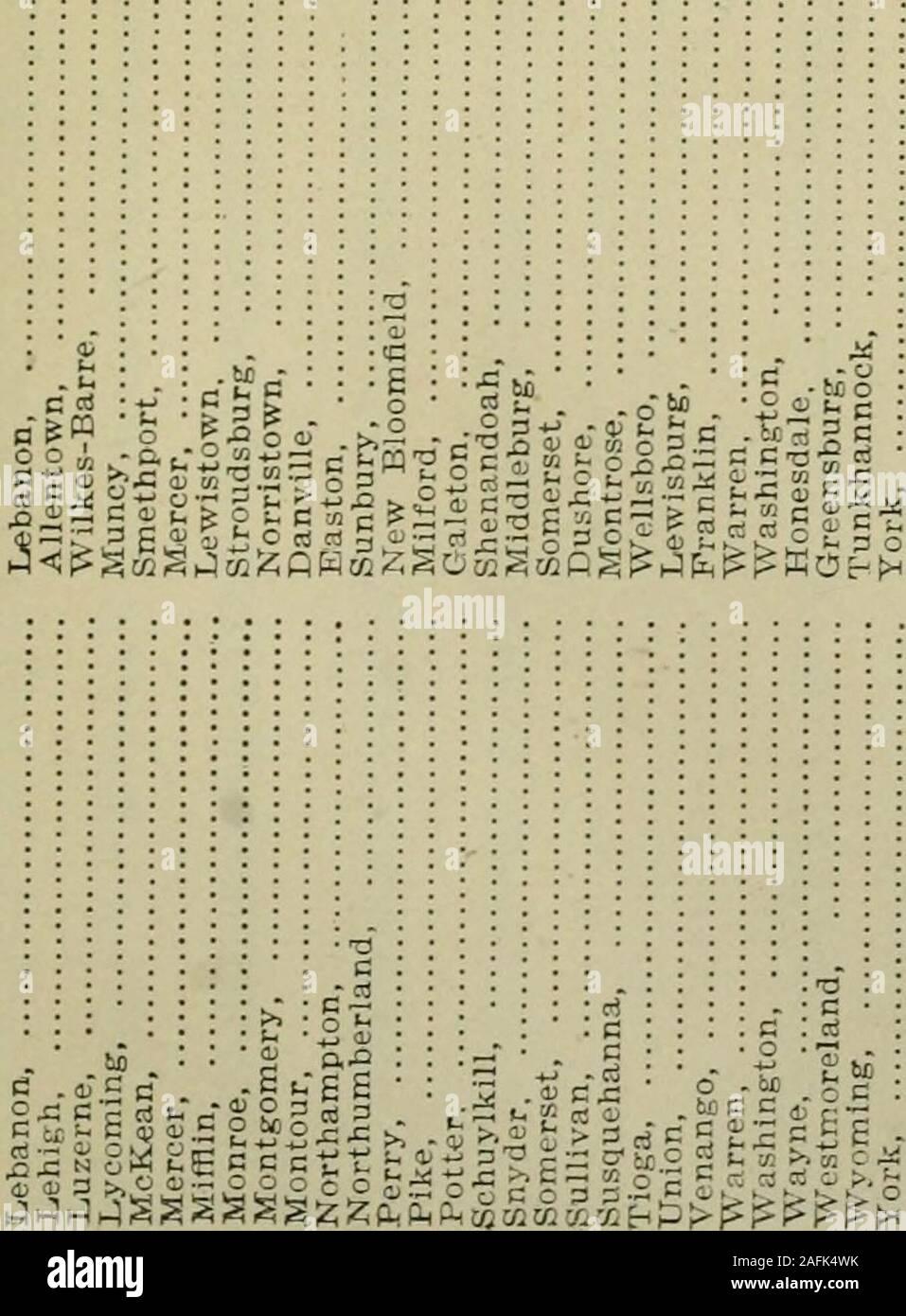 """. Informe del Superintendente de Instrucción Pública de la Mancomunidad de Pensilvania para el año que terminó el 3 de junio de 1907. ; Rj """"rt"""" l i--- rH lO CD tD (c os t~-rH r-H (M t£> ?*fro*footCO^e7cO^h-Oiooo>-roo5eorpt-provocación abierta""""irtC3eoT--c55cict4^M:cClcOMOJ""""5t-c^liHtoOin0^""""C> rH""""5?D""""-*OC4ClOf-tr-4i-lC4""""OlLr30COrHi(3ireb-r-iMC^IO*01ti-i- ri-^ rH """"H rH rH rH rH rH-^ W *CDlx3rHOO-t-""""CvlOCrH ei ^ rH C<3 c r^^ o OO Oo rH tH ?0 <: ii?SgSS OCMOOl oift demasiado iCb-c -rr --H CO t- co c<o c 5000g ; O ift irt (D sSSSSgggggSSggg ; o o o o t^ """" J5 t- t-xi ^ 6 01 01 c)XJJ CO2 o g o o e iJ o^OOCO & Foto de stock"""
