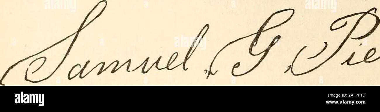 . Pierce genealogía : siendo el record de la posteridad de Thomas Pierce, una antigua habitante de Charlestown, y posteriormente Charlestown village (Woburn) en Nueva Inglaterra, con testamentos, inventarios, los Esbozos Biográficos, etc.. iii. Franklin O.; ra. 3473. iv. María A.; m. Charles Gates. 3474. v. Orilla M., b. Mar., 1841 ; d. El 2 de noviembre, 1861. 3475. vi. George H., b. Jau. 9, 1844; m. Clara 3476. vii. Sarah E., b. Aug 9, 1847; m. Charles Gates. 3477. viii. Harriet A., b. 18 de octubre de 1849; m. Willard F. En el hombre. 3478. ix. Clementine, b. 21 de marzo, 1859; d. 14 de marzo de 1873. 3479. x. Charles F., b. Febrero 2, 1860. 21 Foto de stock