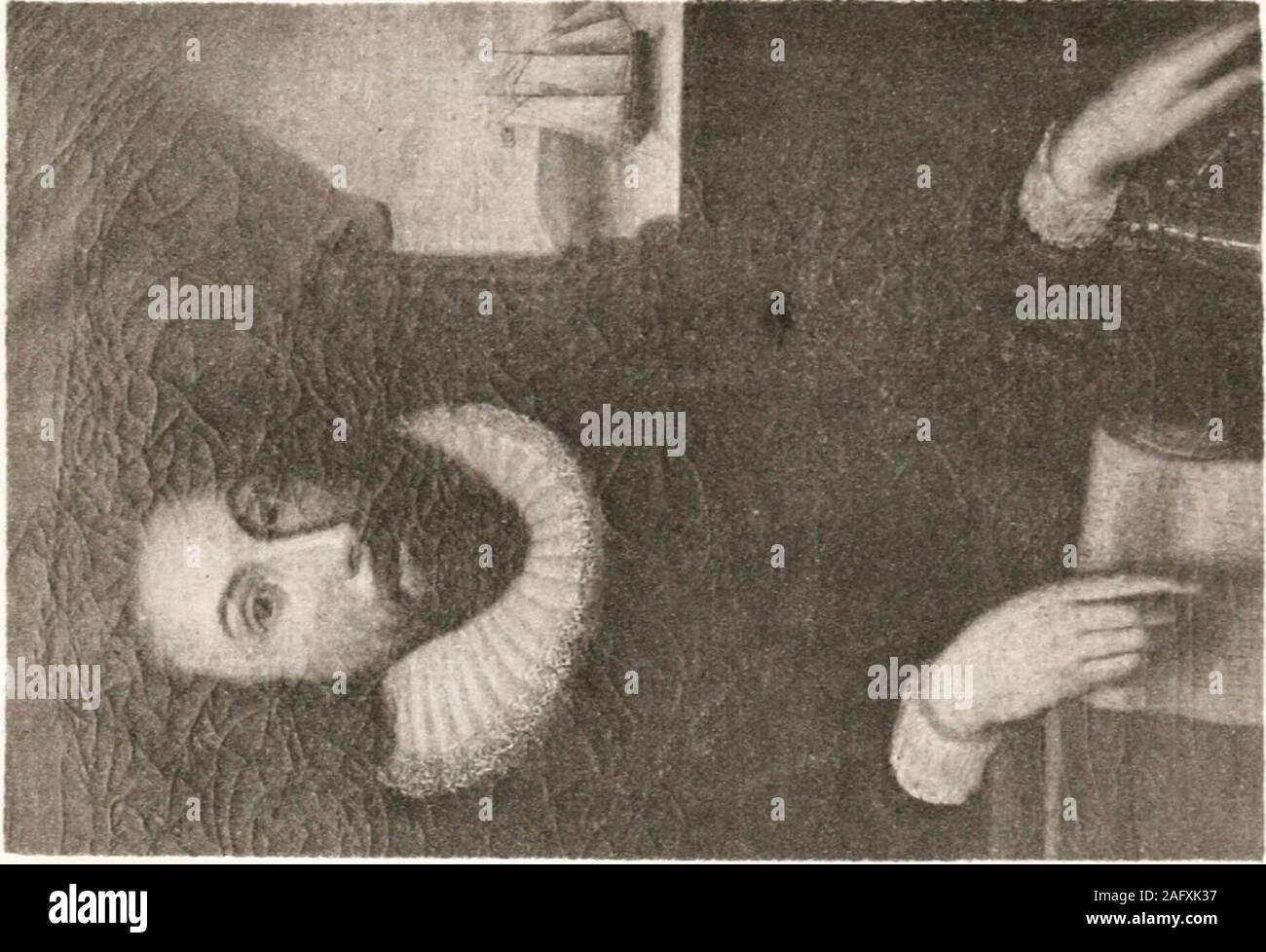 . Los fundadores; retratos de personas nacidas en el extranjero que llegaron a las colonias en América del Norte antes del año 1701, con una introducción, Esbozos Biográficos y comentarios sobre los retratos. JOHN WINTHROP 1587/8-1649 El retrato de la sociedad Anticuaria americana en Worcester (5^0 KEV? YORK JPUBLIC BIBLIOTECA]. Foto de stock