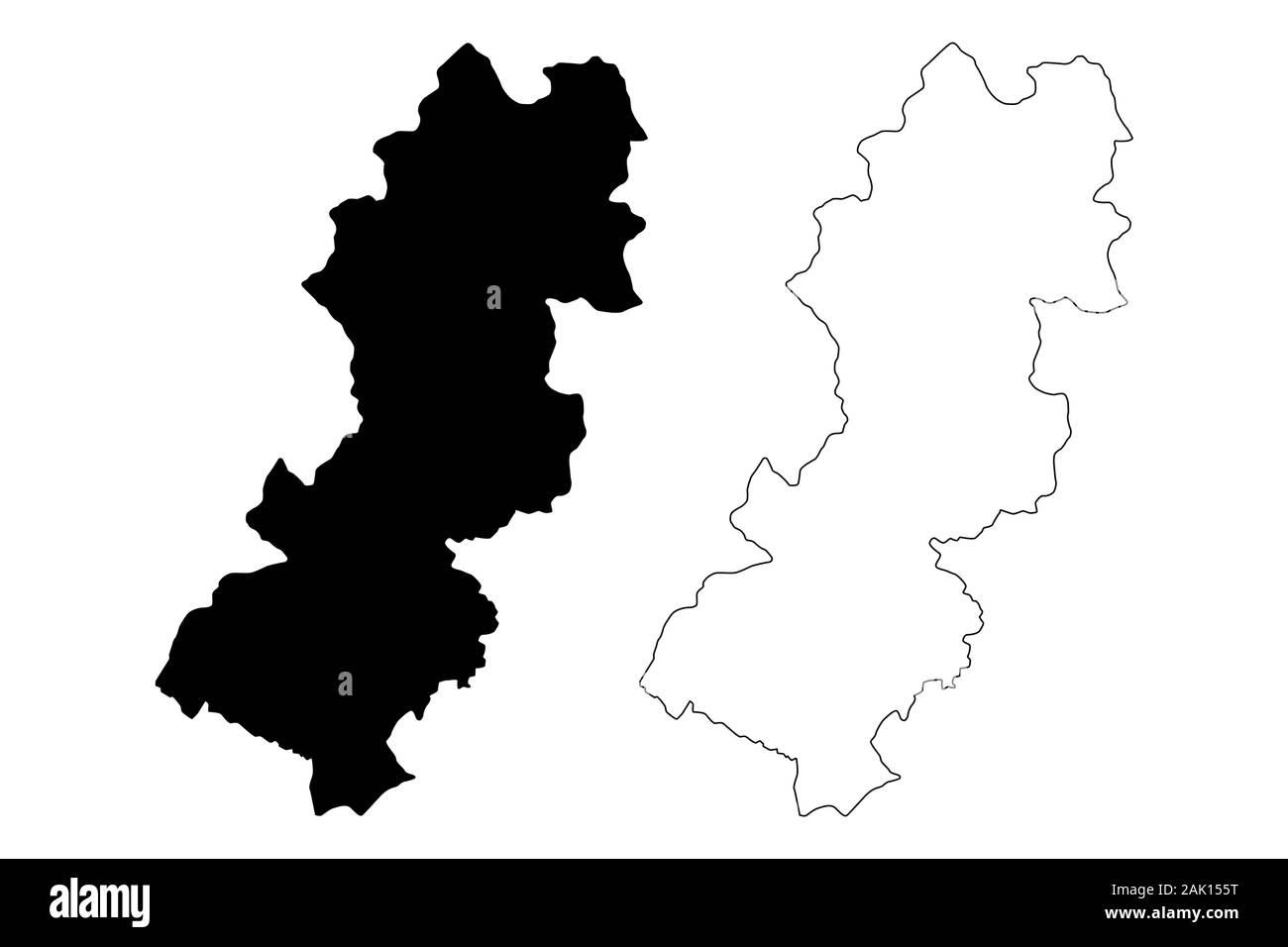 Distrito De Raska Republica De Serbia Distritos De Sumadija Y
