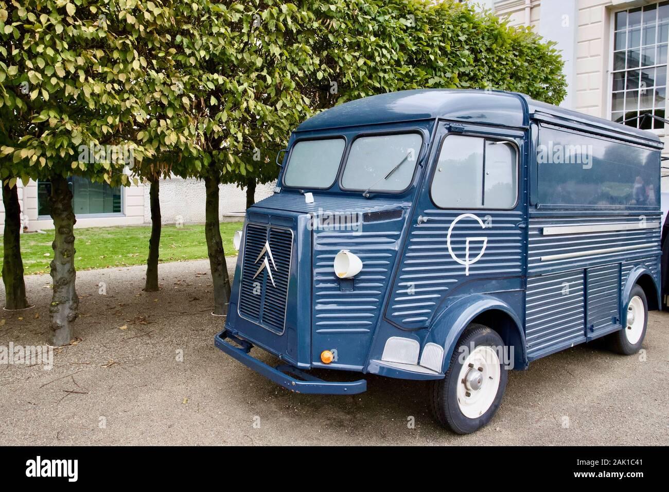 Citroën H Van, Greenwich, Londres, Inglaterra. Foto de stock