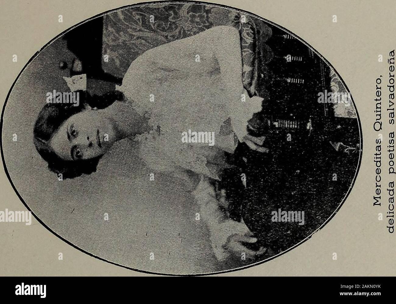 El Salvador al vuelo; notas, impresiones y perfilesRepublica de El Salvador, América Central, 1917 . María Albertina Dubois. Foto de stock