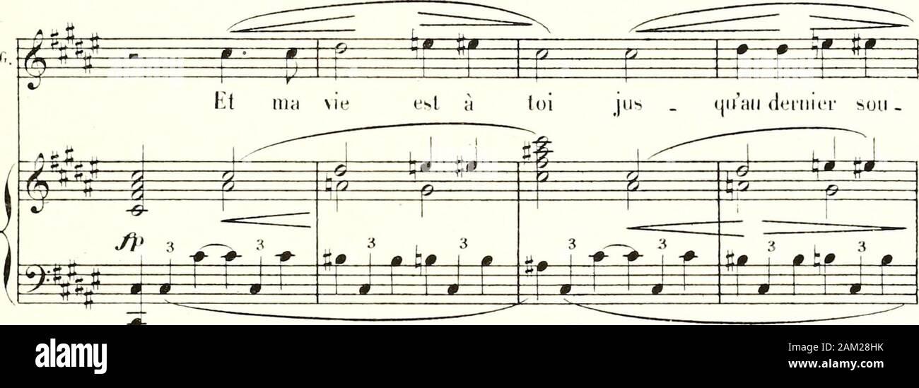 """La Burgonde : opéra en quatre Actes et cinq tableaux . ^ ^31 ;SE -*^. ^ ^jn-^.nn 1^ (F * 7 """" ; J: # ! * =fc """"^i-^ ^i ?^^^ ^ :32i 1^2: izz: ^ -<7V.sc. inoftrr .C H.T7S 255 iiMintrHuI liiiitrc luo ^S ^^ 1 ^ La . t iiir cleai)l nous se muere . se, * P g ^^ """"* r t) ^ Cri. 331 ffTT. 331 ^. V? Il t>"""" """" ^ i5- J2. ^5^ ^5^ Piuif (ou. Ît -""""?- te -N5^ 32: -I- PV :8- îg riJLtt: ffi â tt: 333 Ttvr n^T^^Vt- :î32: -4^ -• 0- -9-&- -""""-#-#-^ £""""- tr cluf à ce - Idlf liinnior pero (al-lé . ^Tt ^2 -g ^^fiyjj^;- -/^ • IÇG L4ê %al m ± •yen : ^^ !> ^ ^ ^^=^ ^s4Jli: iJ?Lo ^ ^^ ^ Jît: ^s SBî A.O 11.178 personas Foto de stock"""