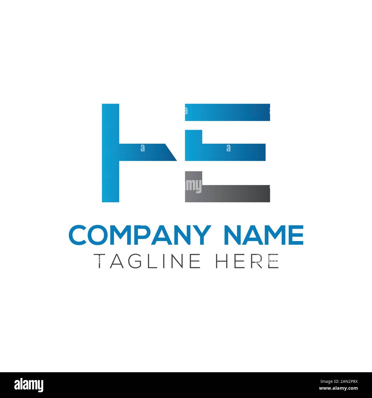 Carta He Logo Design Linked Vector Template Con Blue Y Black Ilustracion Inicial Del Vector He Imagen Vector De Stock Alamy It is a creative source for design news, inspiration, graphic resources and interviews. alamy
