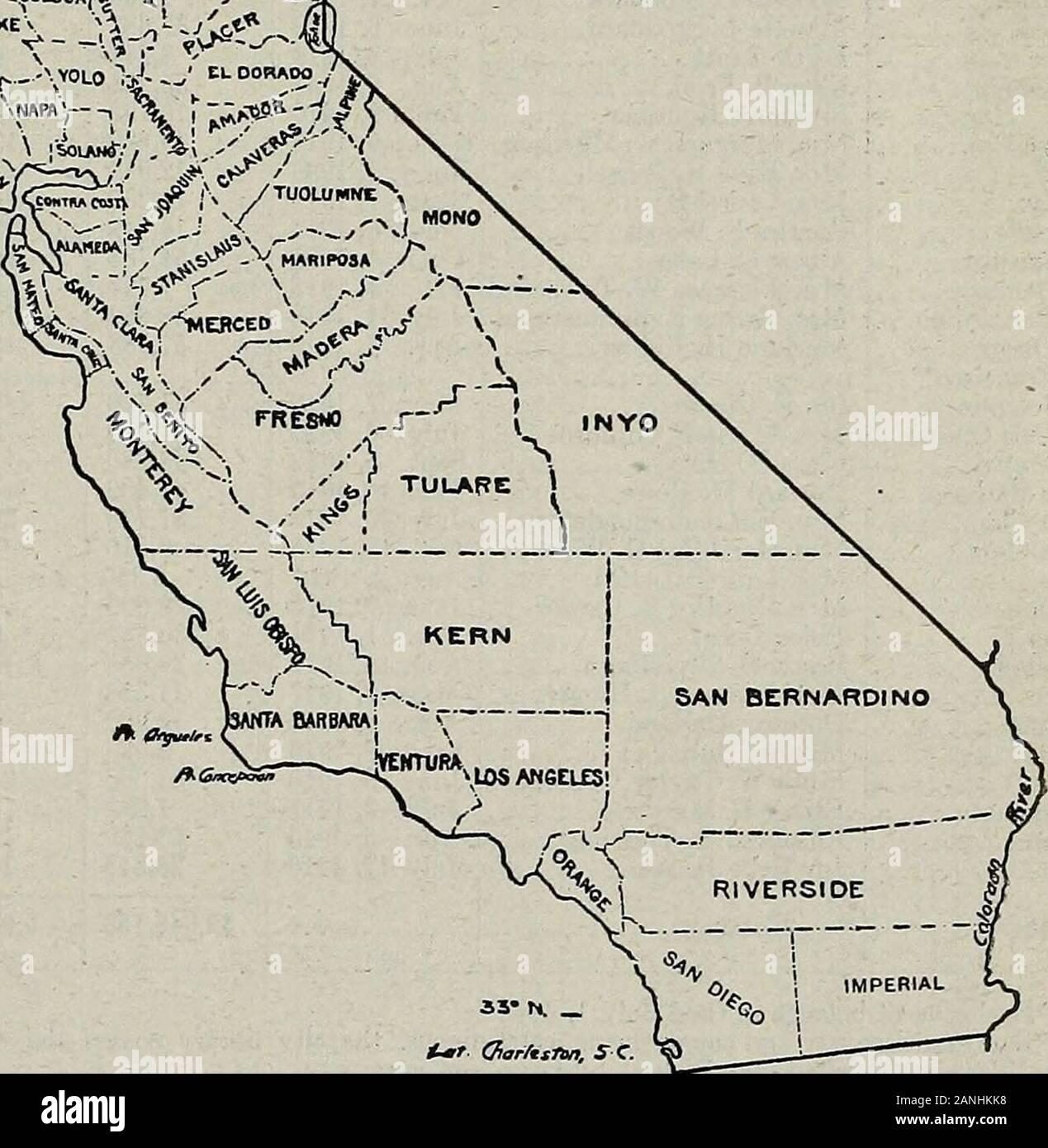 """Noticias Notas de bibliotecas de California . MODOC SISKIYOU I l-ASSCN SHASTA^ Jtpinity/ TEHAMA, plumas ?-, me SIERBA2 i ! ,! """"/-L""""i""""""""~ ,.-~ J YOLO ?^ DORADO S V 5 I BUTTf SLENN ^ 8 /ar McAmuJ VLAKE. Ky >""""l fWKClSCo. 33* N. _i~mt. darftxron, S<. 2-46489 ( 101 ) 102 NOTICIAS DE CALIFORNIA BIBLIOTECAS [Julio, 1945 COUNTY FREE LIBRARIESStatistics el 1 de julio de 1944, Condado de ingresos establecido bibliotecario*1943-1944 volúmenes circula-ción Brancheg andstations ;VlaTnfrln la Sra. Dorothy F. Roberts .. Junio de 2,191926,1910septiembre Sept. 3, 1913Ago. 31, 1938Junio 8, 1915 2 de junio de 1913Mar. 12,1910Abr. 8, 1914el 12 de mayo de 1914Feb. 6, Foto de stock"""