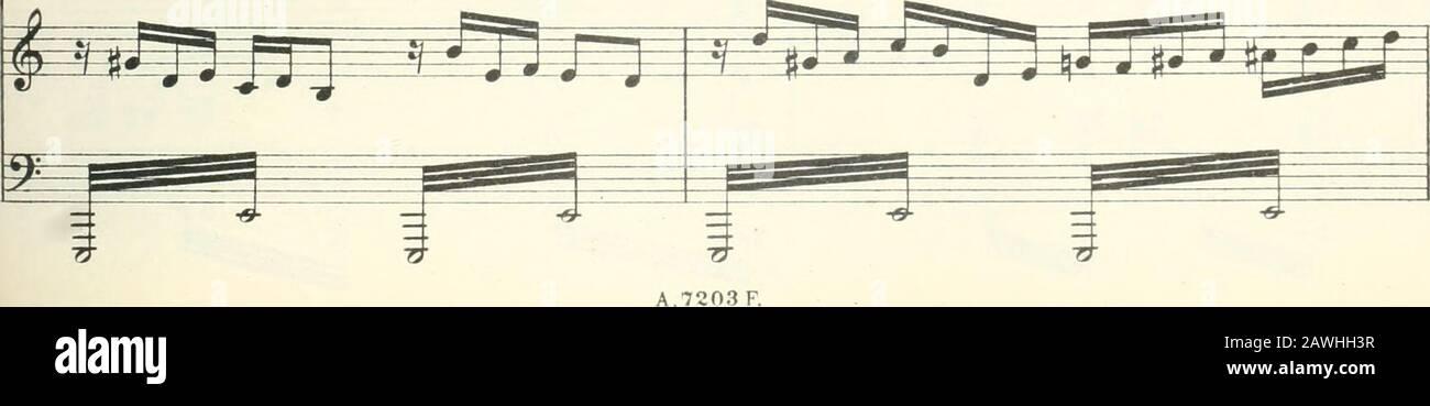 Béatrice; légende lyrique en quatre actesPoème de Robert de Flers et Gaston Ade Caillavet, d'après Charles Nodier . Ê Un ca-pri - cedimjour est fau - te bé ï¿s -- à CE point in - di gne :. 138 BEATRICE ii p P T P p p a s i s Cest un - cri - me con - tre Ta mour! —r -- v h h « ?-? m - gne. É h «1 Hè! Vous par- lez, ma i m E Foto de stock