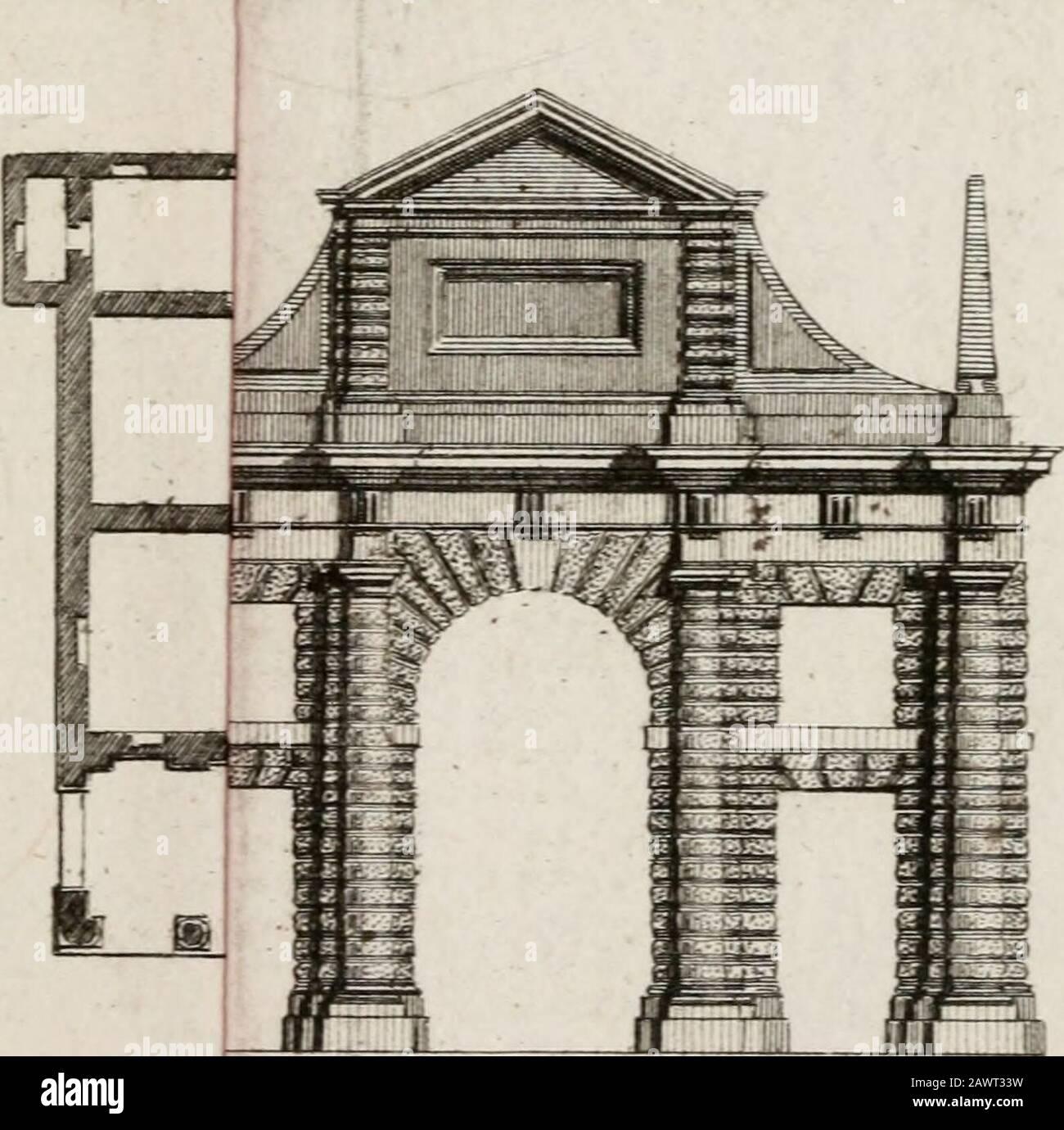 Descripción delle architetture, pitture e scolture di Vicenza, con alcune osservazioni . ìaffava Ile ri z za. 1 ali liiqrc/pp CIL / no Har ì _JS i A J liifflIfTO Jc Foto de stock