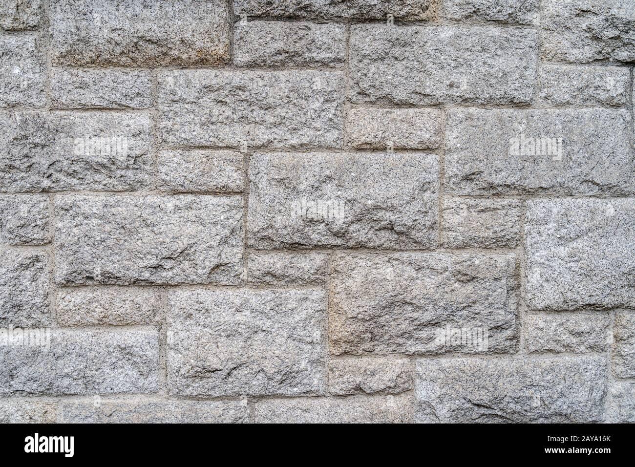 Hormigón envejecido con patrones y grietas. Textura y fondo de alta calidad Foto de stock