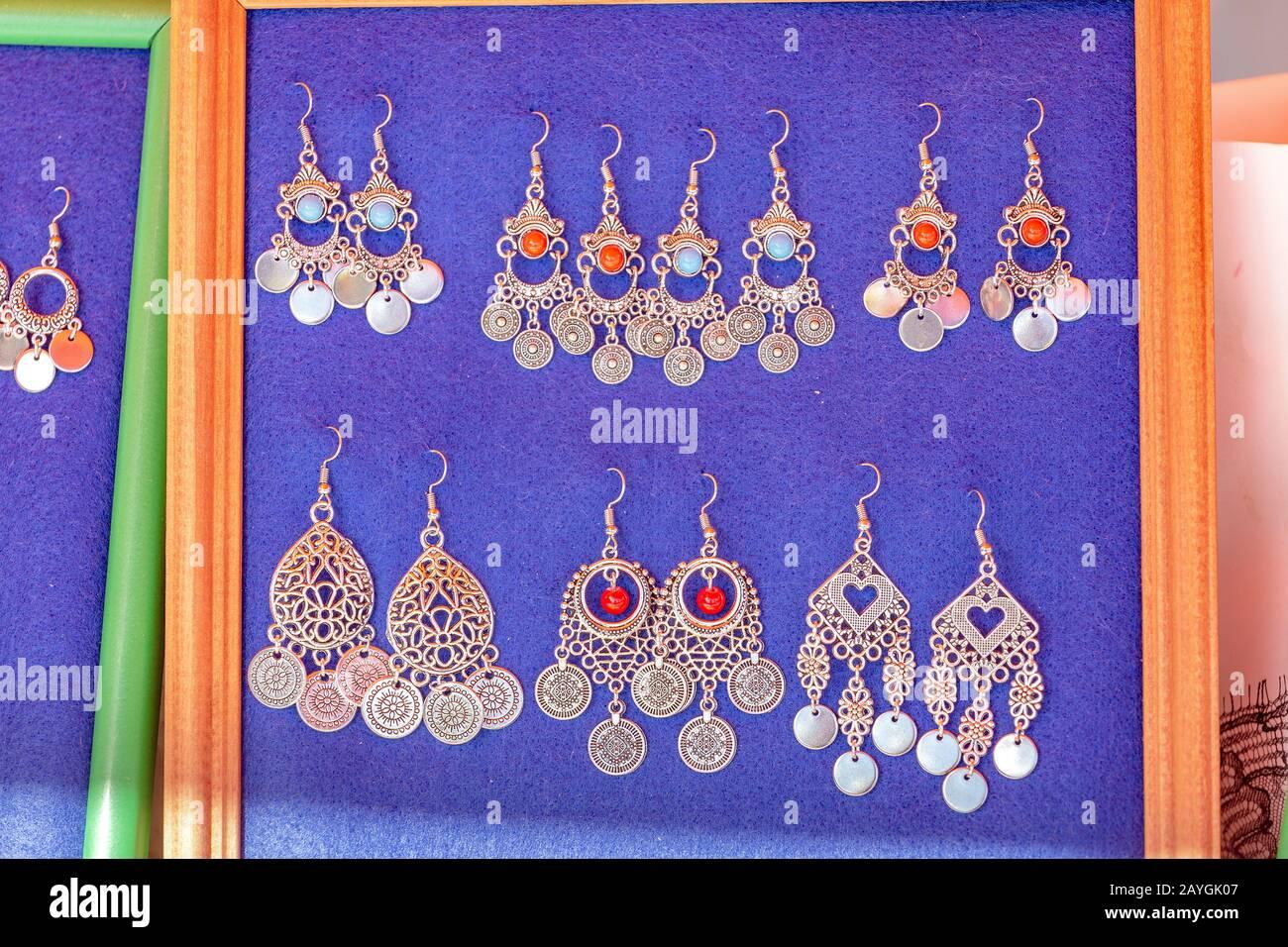 Joyeria Oriental Fotos E Imagenes De Stock Alamy