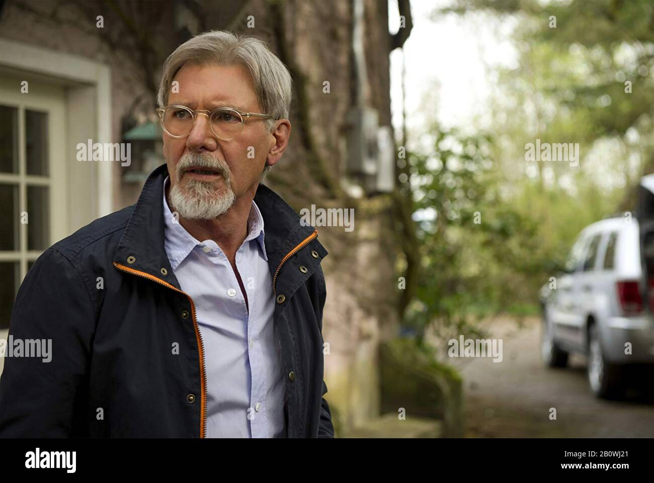 LA ERA DE la película de Lionsgate de ADALINE 2015 con Harrison Ford Foto de stock