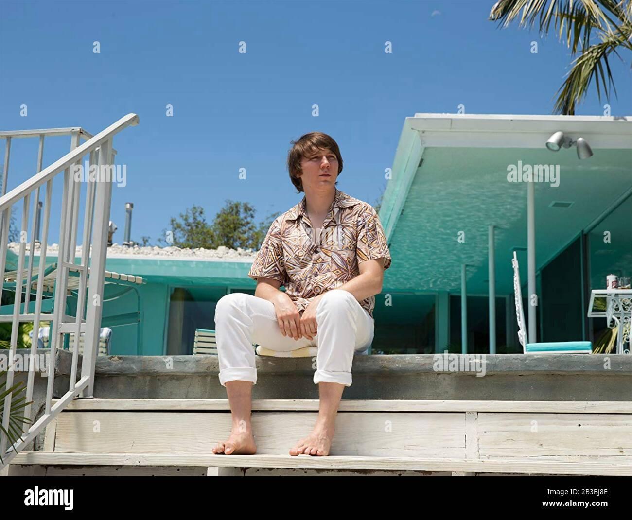 Amor Y MISERICORDIA 2014 Lionsgate película con Paul Dano Foto de stock