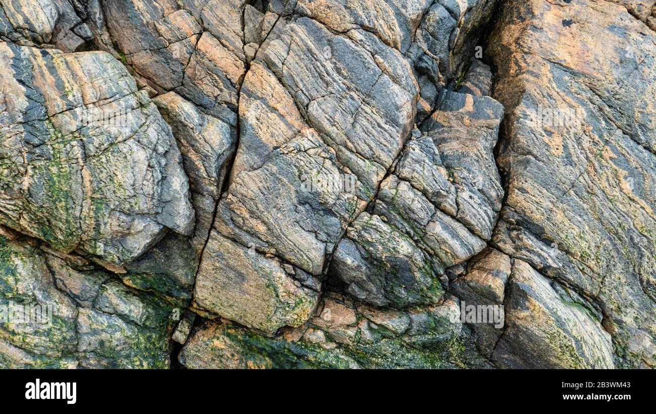 Fondo roca Foto de stock