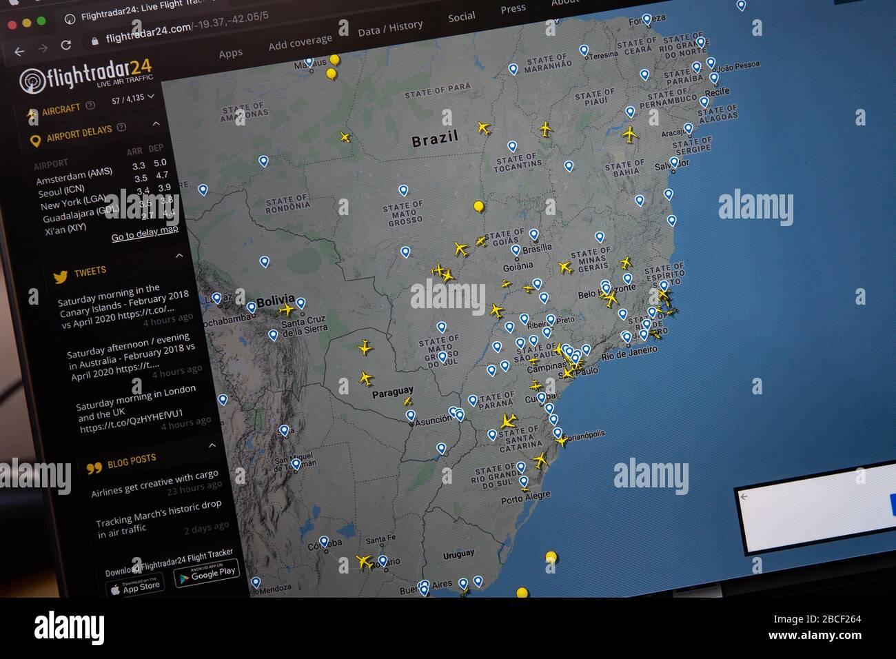 Radar De Vuelo Fotos E Imágenes De Stock Alamy
