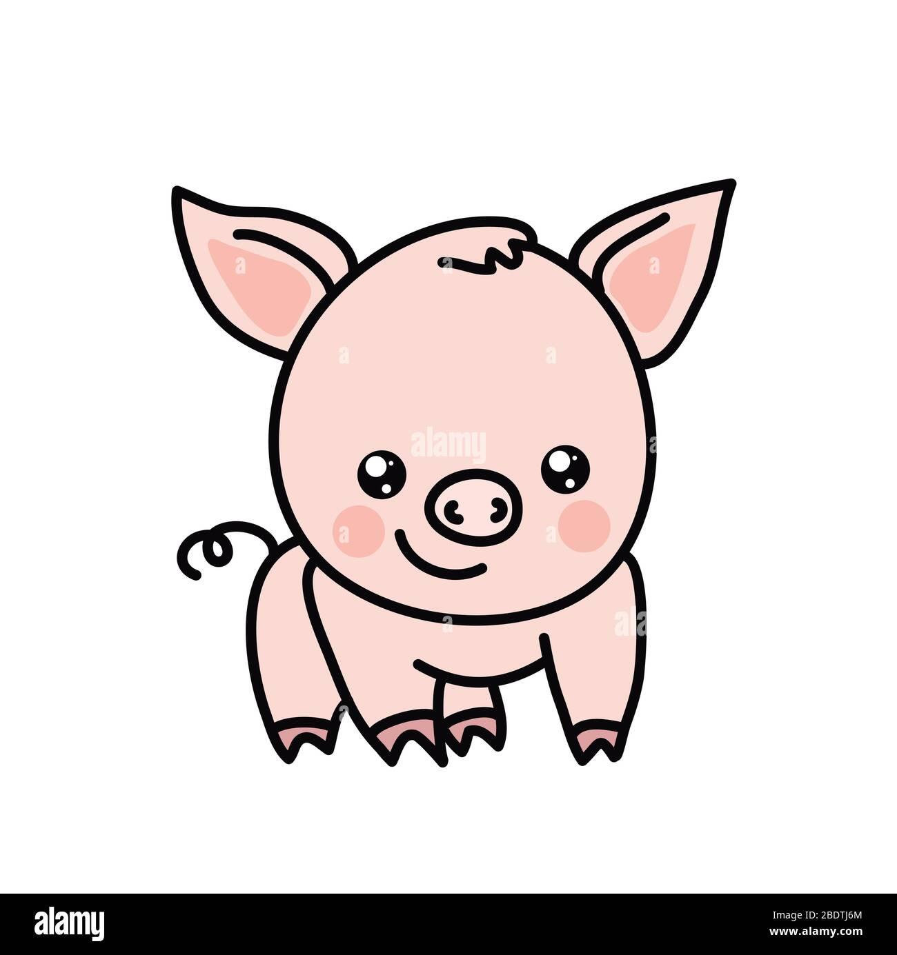 Cerdo, calendario, para, septiembre, 2019, con, signo horóscopo Clipart |  k60780003 | Fotosearch