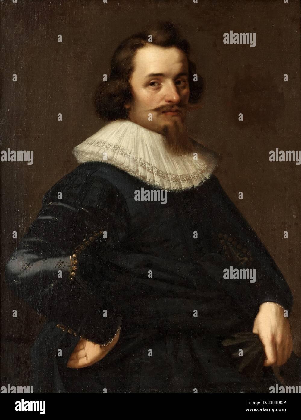 'Español: Barón Karl Gustafsson Banér (1598-1632)Svenska: Friherre Karl Gustafsson Banér (1598-1632); fecha del siglo XVII QS:P571,+1650-00-00T00:00:00Z/7; ' Foto de stock
