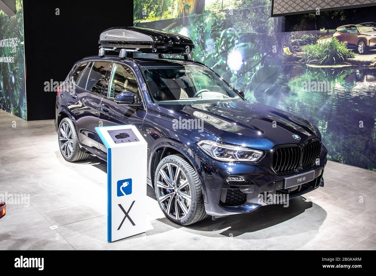 2020 Next Gen BMW X5 Suv Speed Test