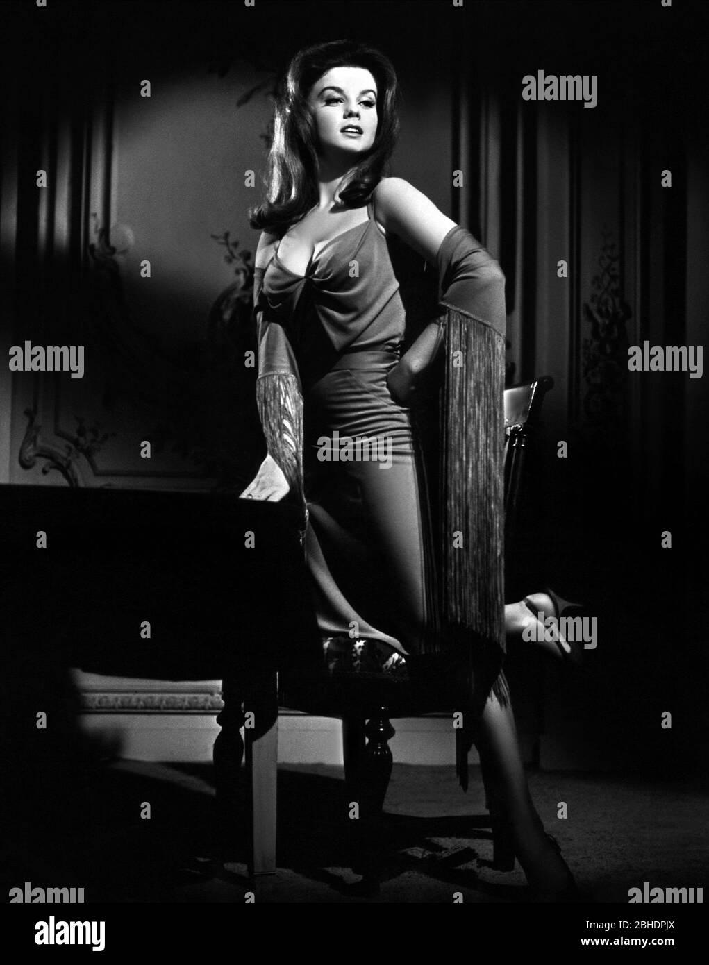 ANN-MARGRET, EL CHICO DE CINCINNATI, 1965 Foto de stock