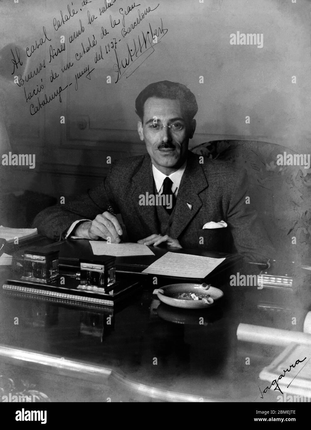 Antonio Mallorca Profesora De Ruso 1937 1901 fotos e imágenes de stock - alamy
