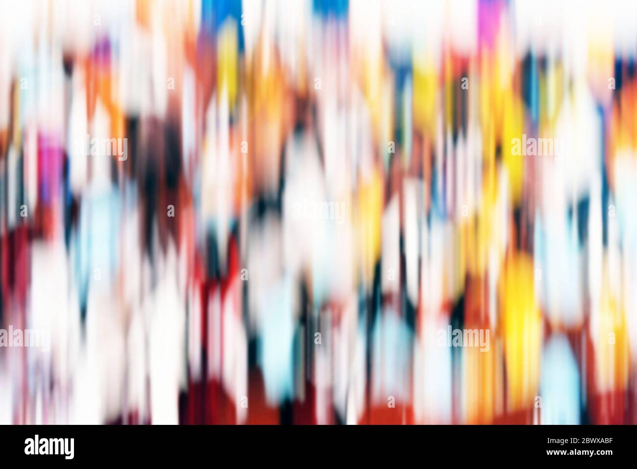 Resumen Color Movimiento Blurred Fondo. Foto de stock