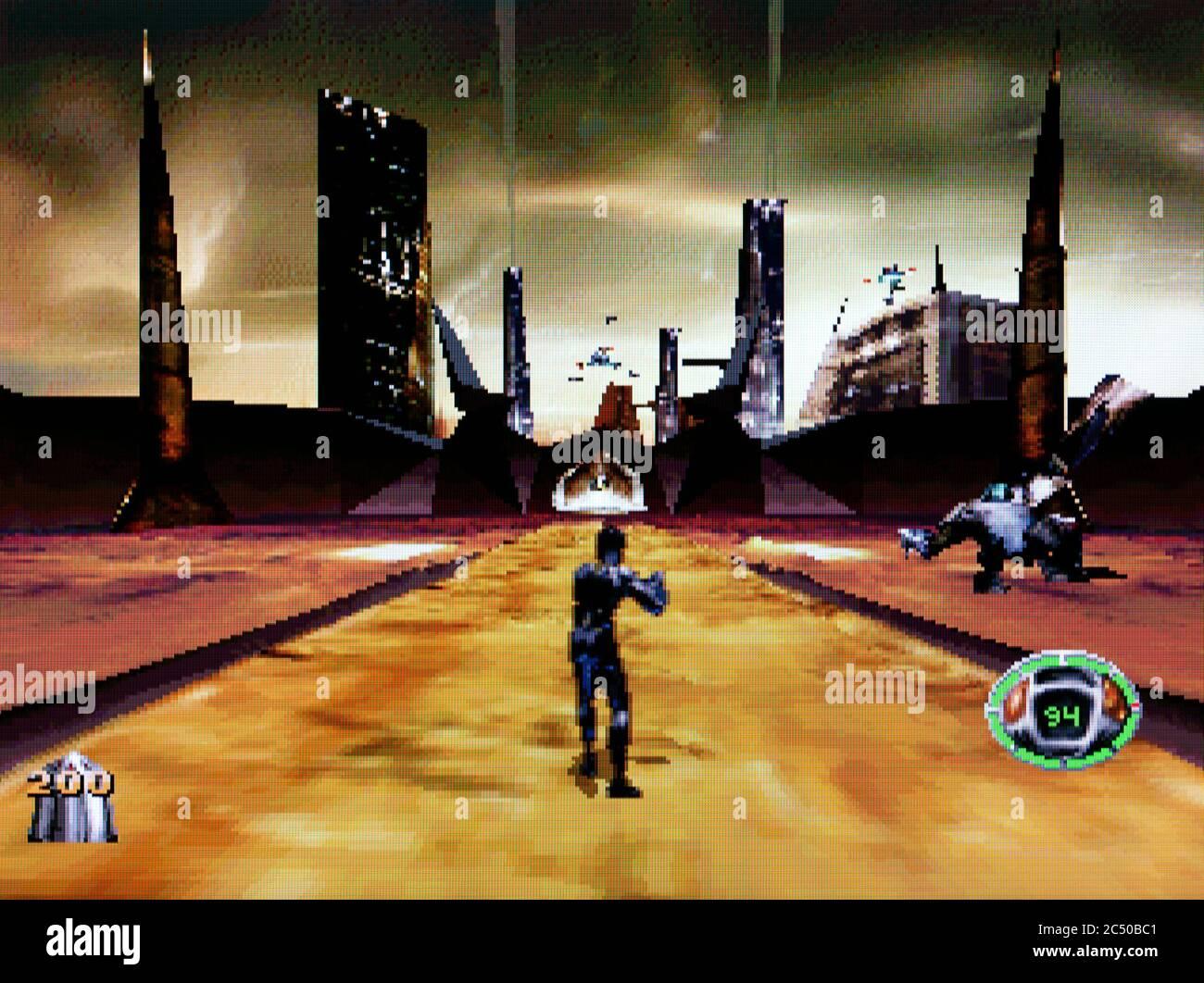 MDK - Sony PlayStation 1 PS1 PSX - solo para uso editorial Foto de stock