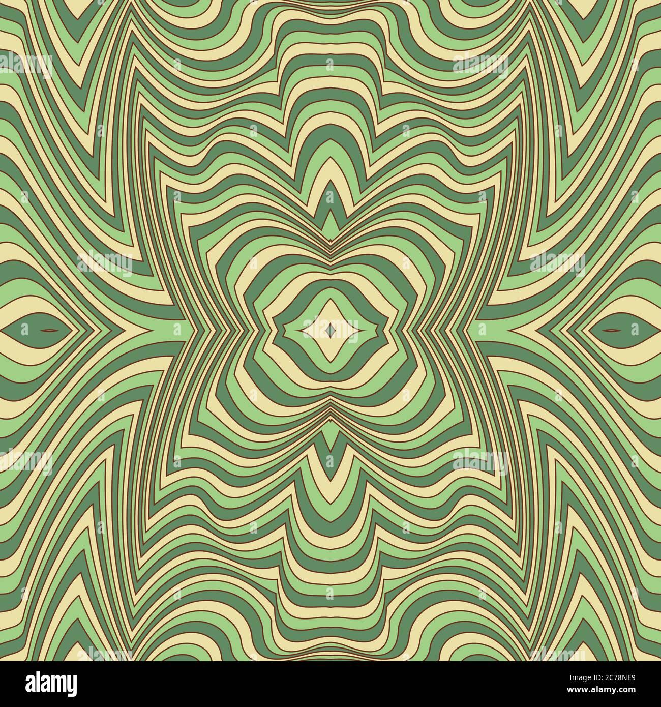 Vector resumen ondas líneas fondo Ilustración del Vector