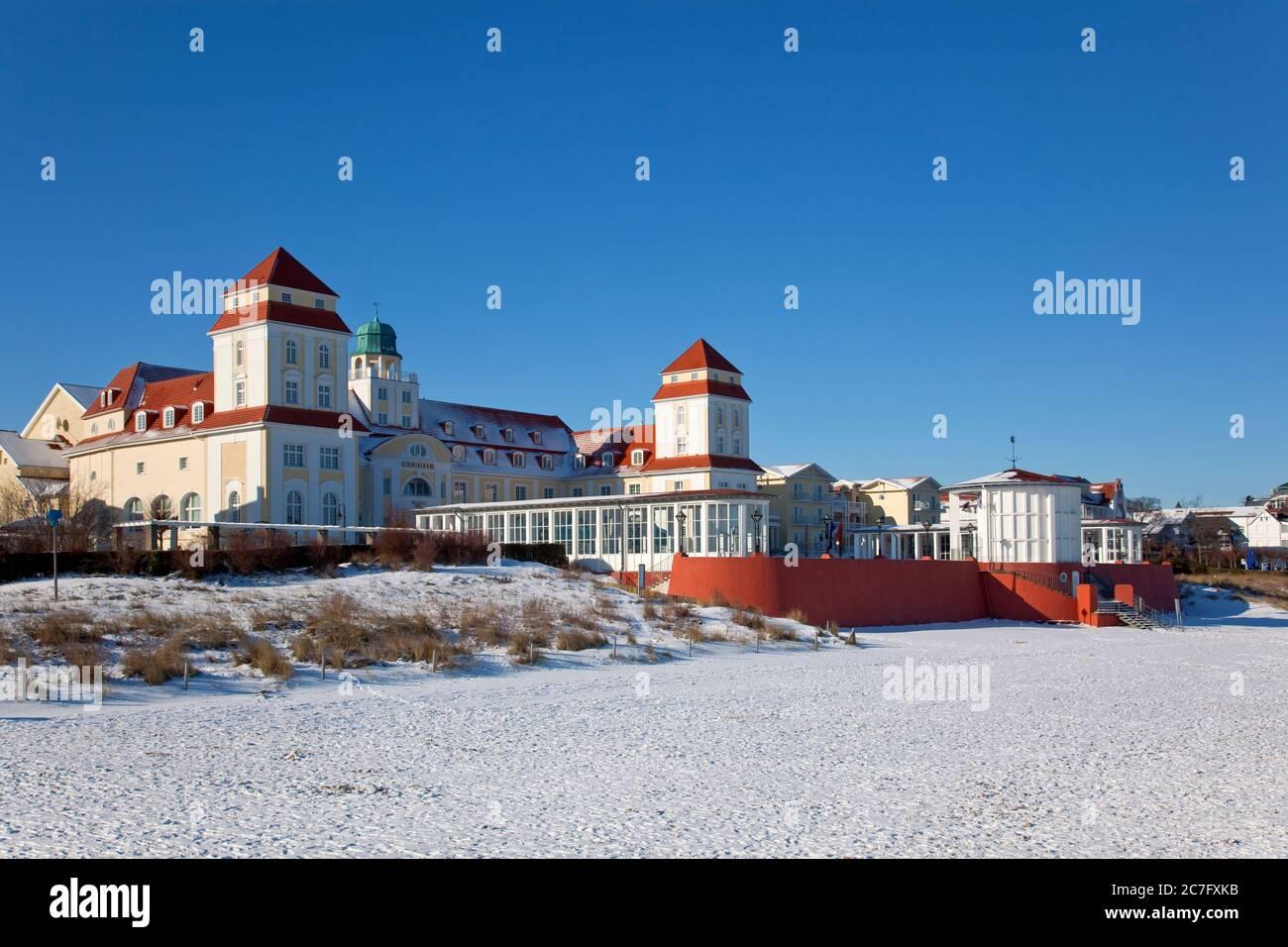Alemania, Mecklemburgo-Pomerania Occidental, Costa alemana, Costa del Mar Báltico, Mar Báltico, . Foto de stock