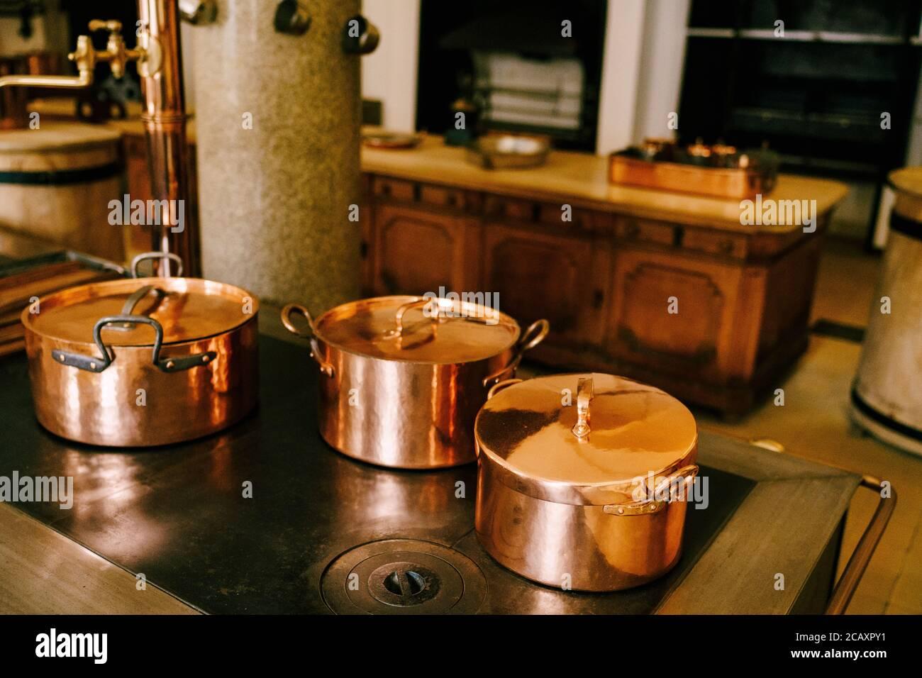Sartenes Metalicas Fotos e Imágenes de stock Página 6 Alamy