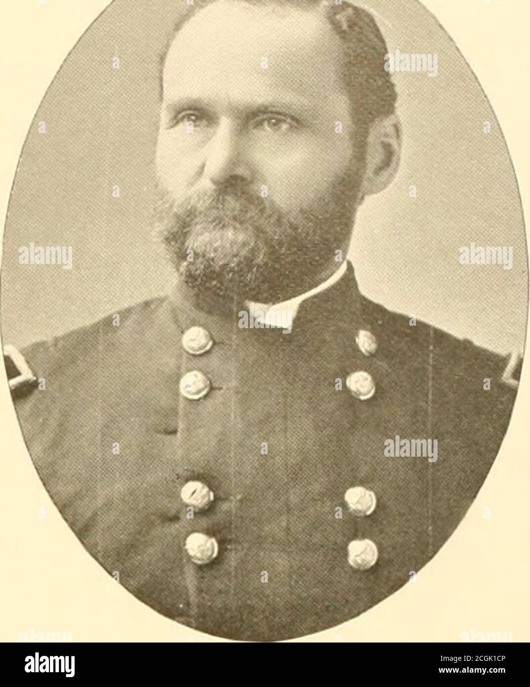 . Oficiales del Ejército y de la Marina (regulares y voluntarios) que sirvieron en la Guerra Civil. BKH;AlHEi;-(.IKM;KAL AM) l>l;i:VI:l mal(H;-(ii:NEUAL CiiiuMciiiiiEi: C AtGUU, r.S.S.. Foto de stock