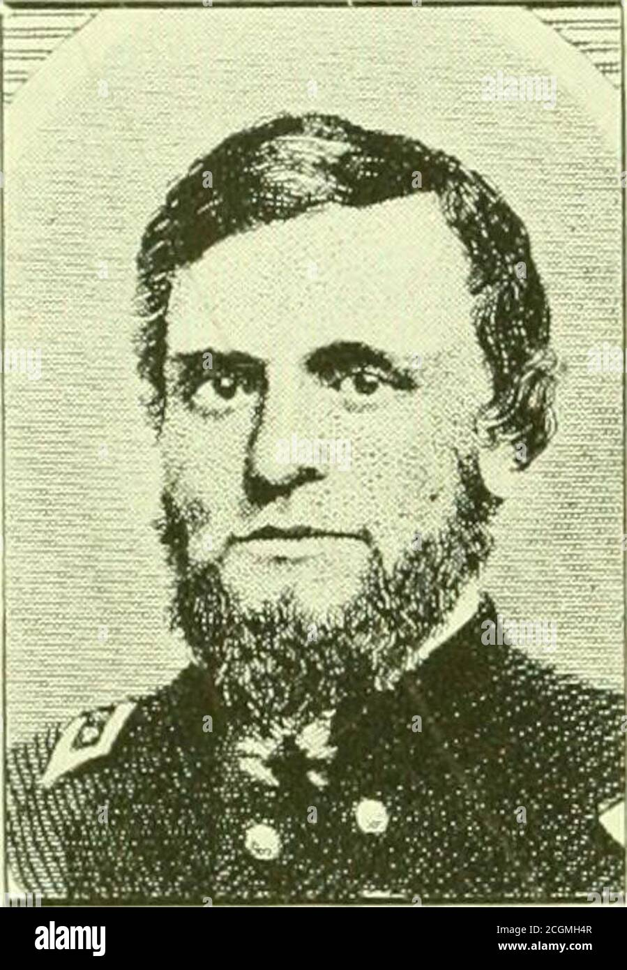 . Opdycke tigres, 125th O. V. I., una historia del regimiento y de las campañas y batallas del Ejército de Cumberland . LUT. Ma.i. <;I.N. S. Lu.A ri y 3° OPDYCKE TIGRES,. ■(iKX. .1. W . L... Mitchell soutlnvard de Nasliville, y procedió con la fuerza del hismain para unirse al general Grant en el Tennessee, arrivingin tiempo para participar, en el segundo día, en la batalla dePittsbnrg Landing. El enemigo se retiró a su posición fortificada en Ooiinth, el General llalleck se presentó en persona y condnctó las operaciones contra esa posición. El General Popescommand fue añadido a las fuerzas de la OFG Foto de stock
