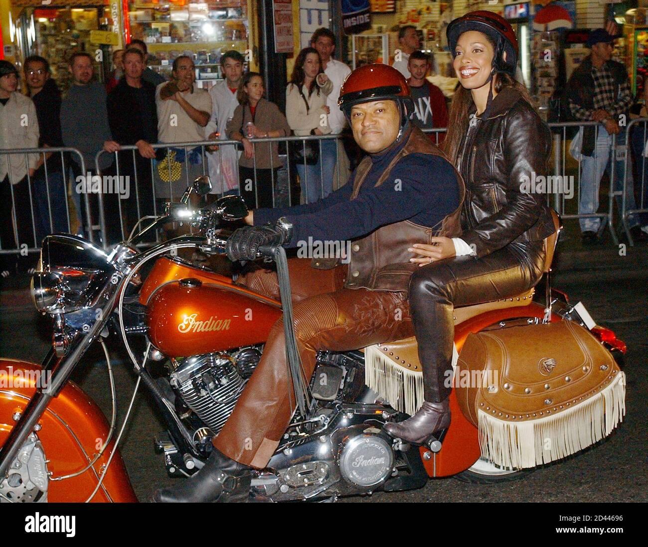 Film Biker Fotos E Imagenes De Stock Alamy