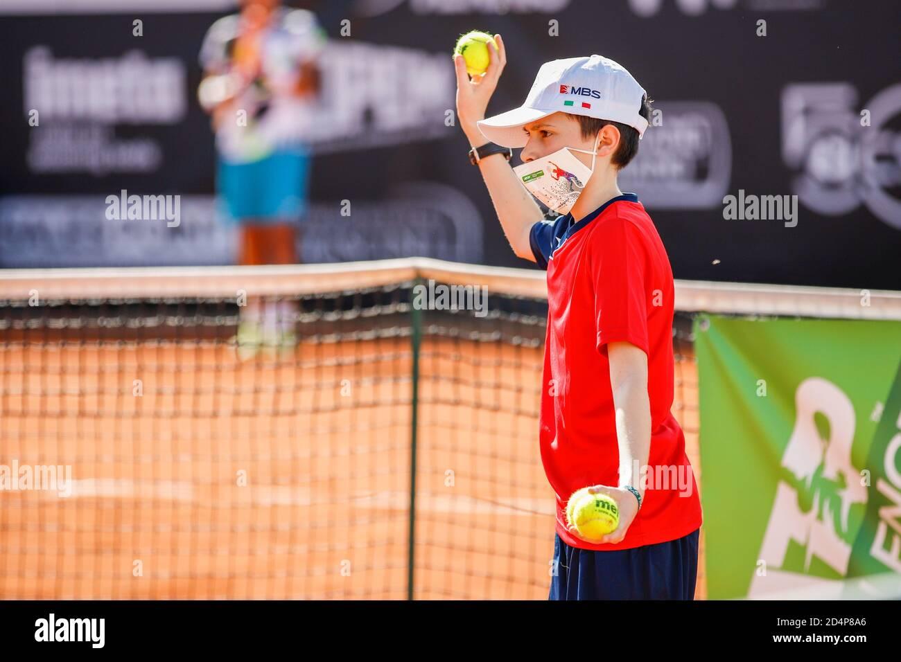 tp Challenger Parma, internazionali di tennis dell'Emilia Romagna, MEF Tennis Events durante ATP Challenger 125 - Internazionali Emilia Romagna, Tenni Foto de stock