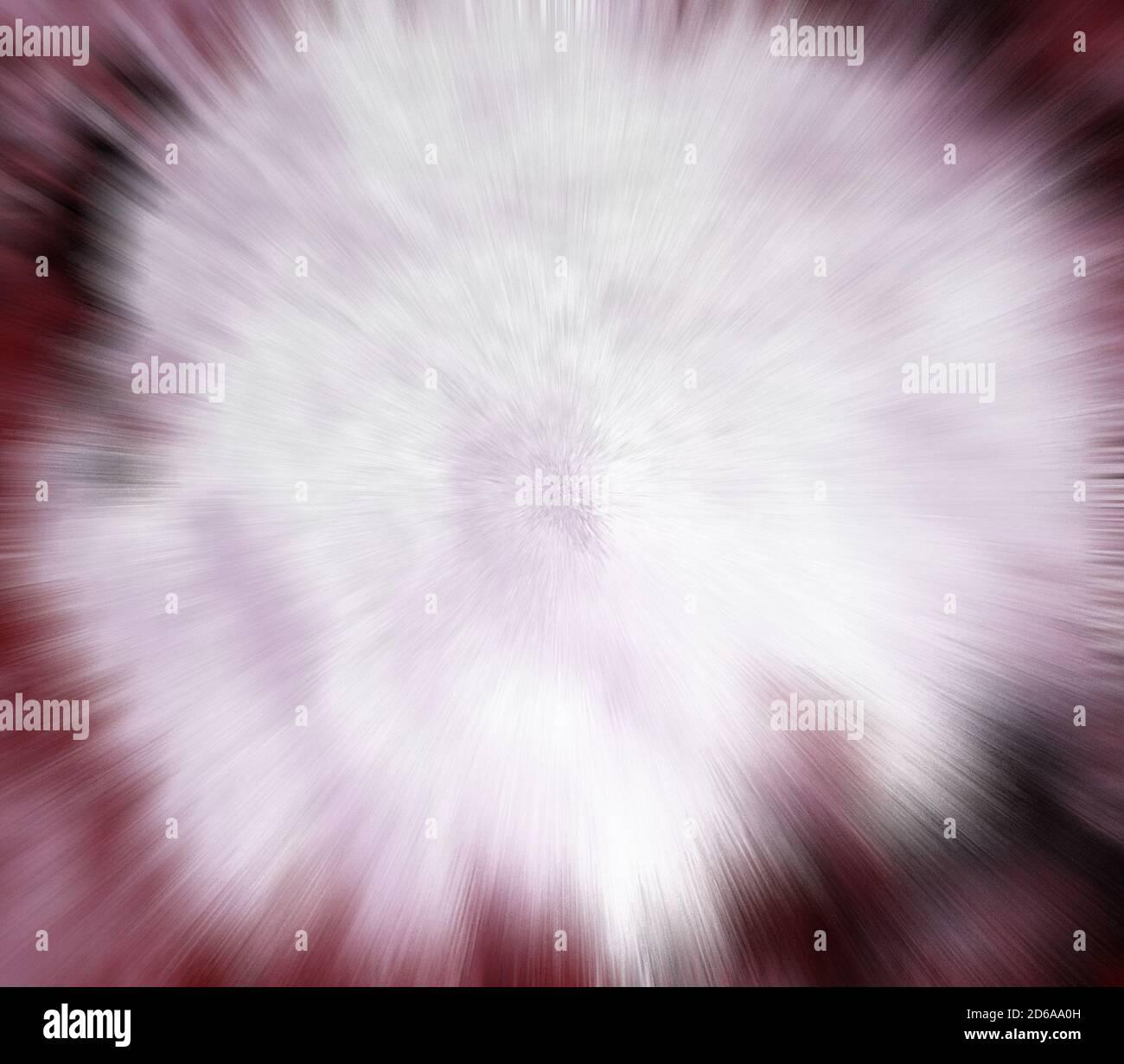 Explosión de energía explosiva fondo, papel pintado gráfico, espacio para texto, copia, concepto de energía, energía, explosión, explosión de dinamita, bomba Foto de stock