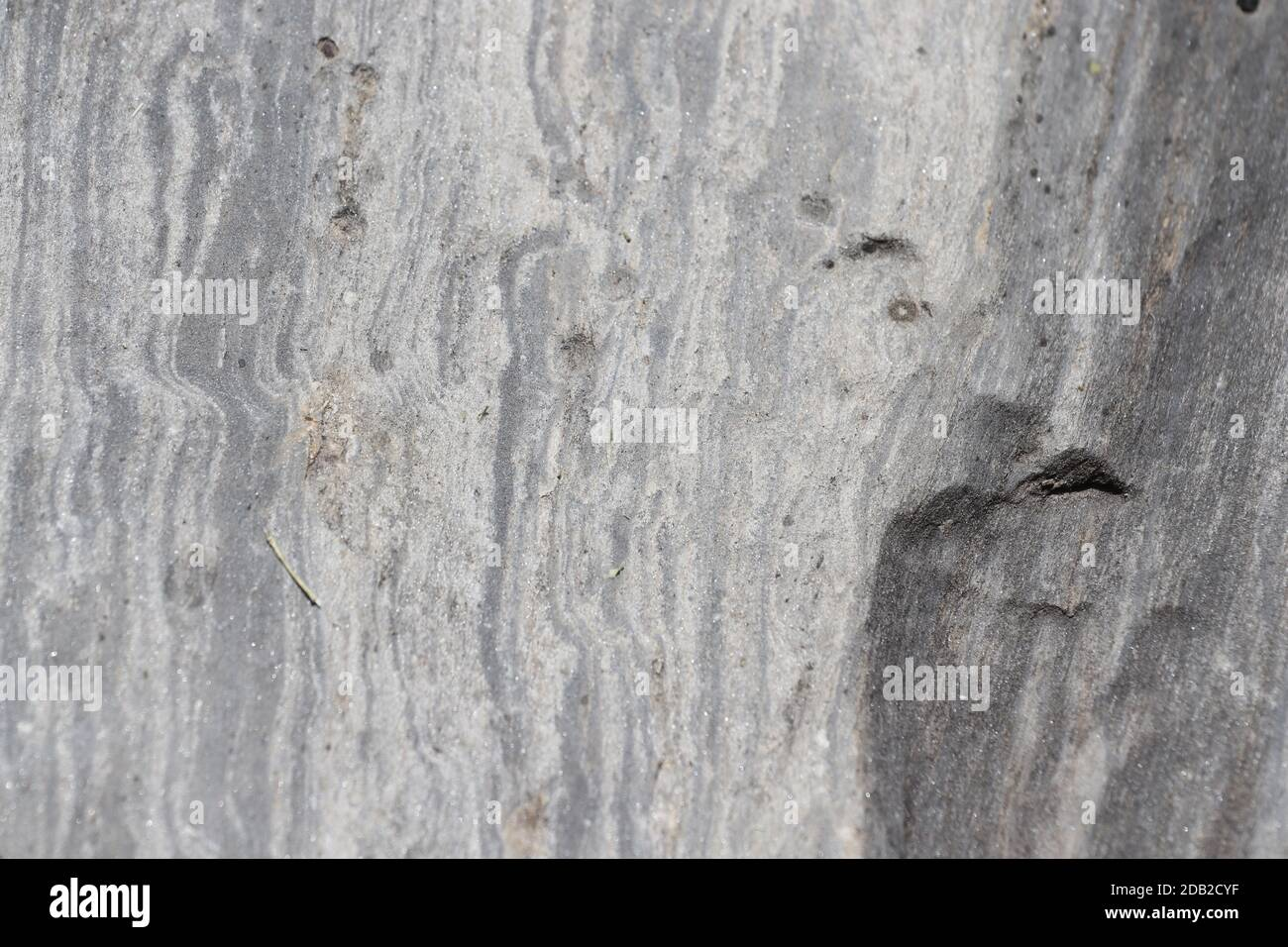 Quatz venas en el rock visto de cerca. Foto de stock