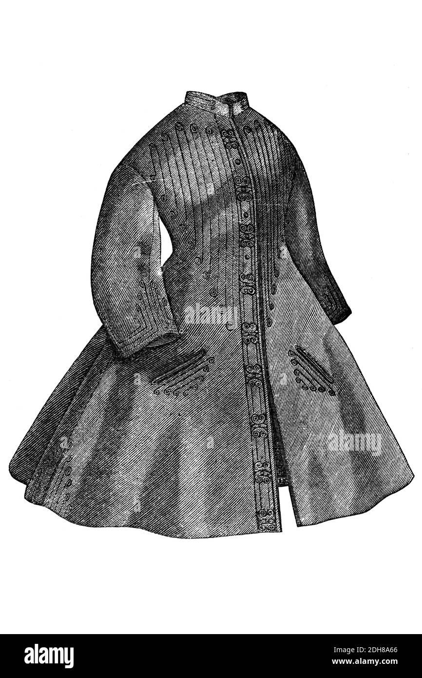Libro y Revista de la Señora de Godey, marzo de 1864, volumen LXIX, (volumen 69), Filadelfia, Louis A. Godey, Sarah Josefa Hale, Foto de stock