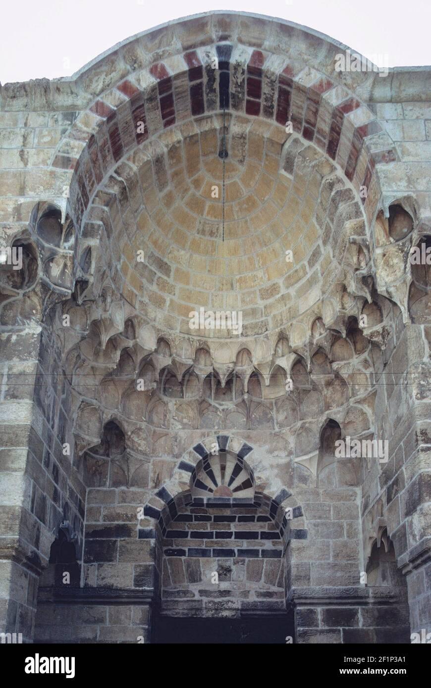 Bab al-Qtantanin, Haram al-Sharif, Jerusalén Foto de stock