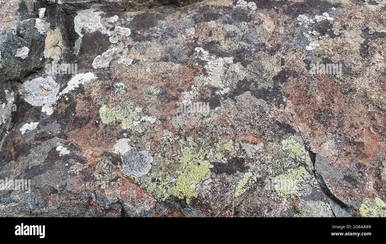 Textura de piedra en primer plano Foto de stock
