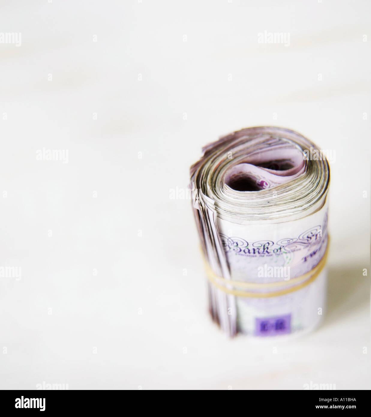 dinero 2 Imagen De Stock