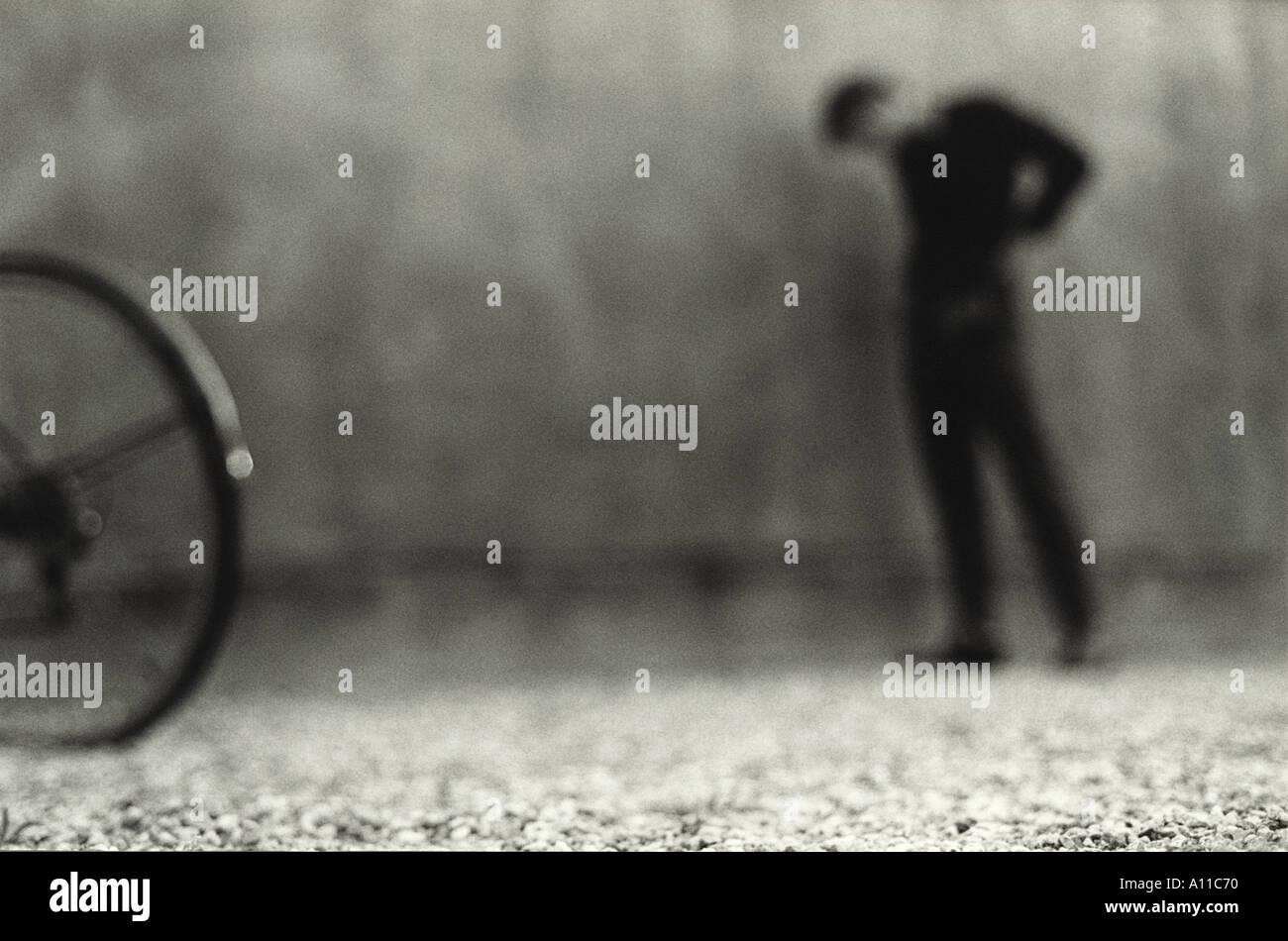 Bicicleta Imagen De Stock