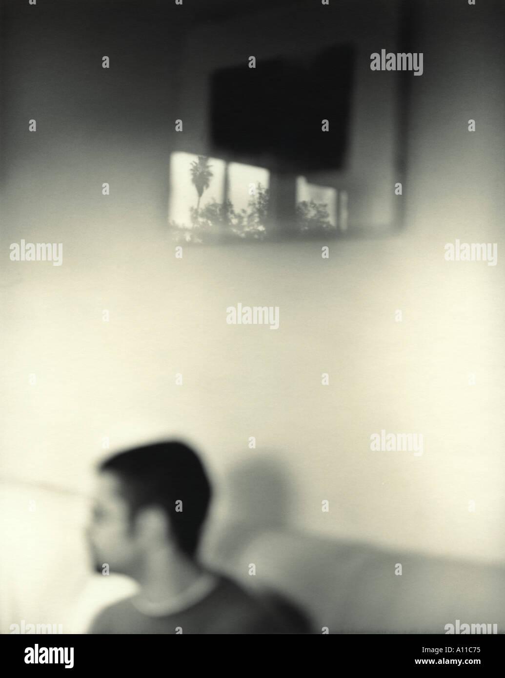 Reflejar Imagen De Stock