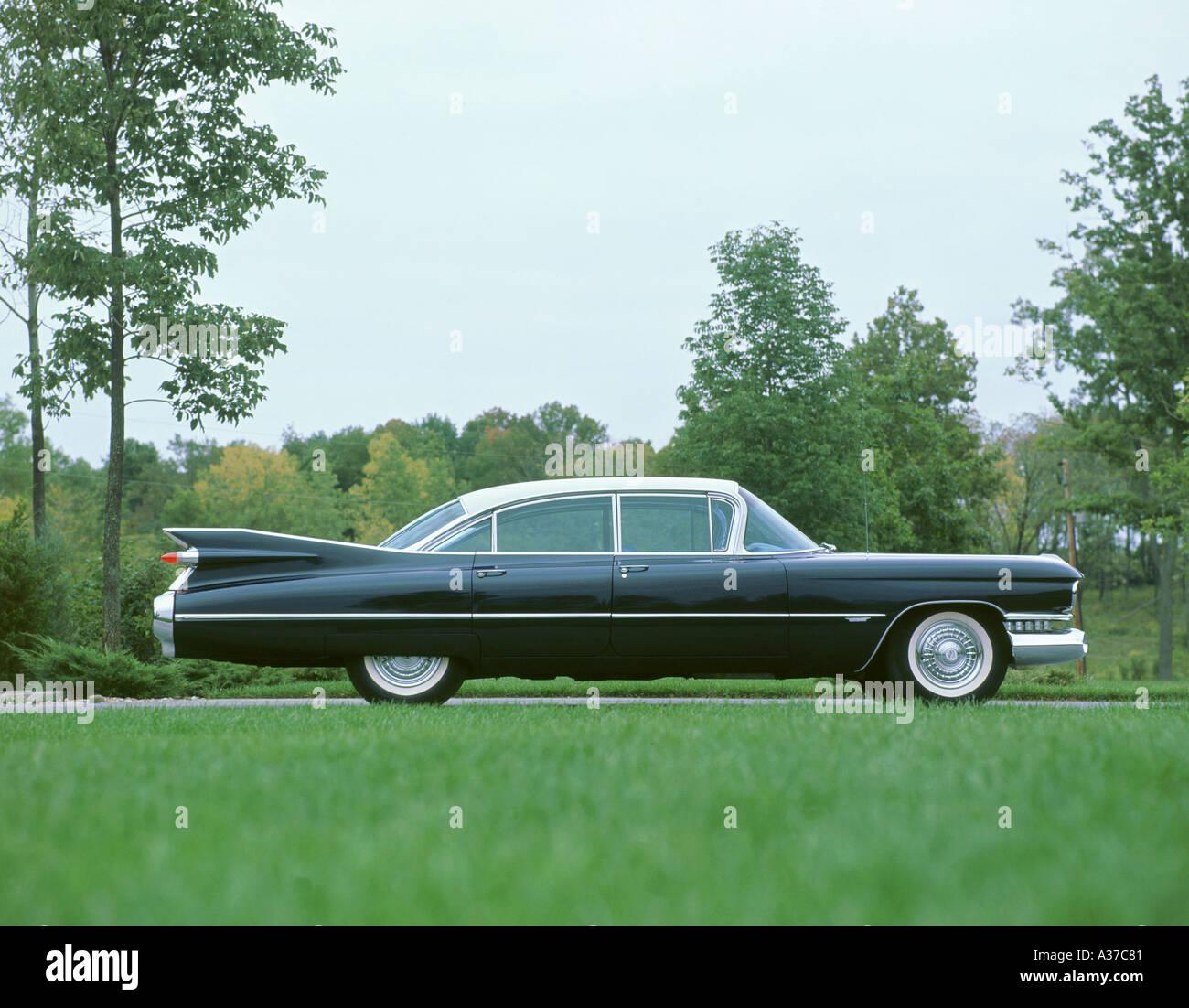 1959 Cadillac 60s Imagen De Stock