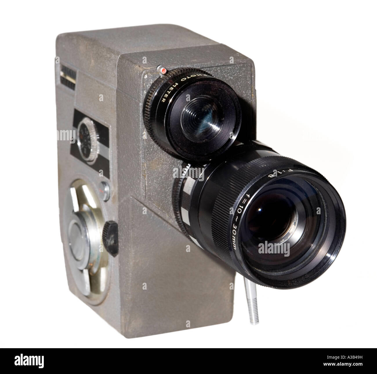 Clockwork Amateur 8mm cámara de película de cine del 1960 Imagen De Stock