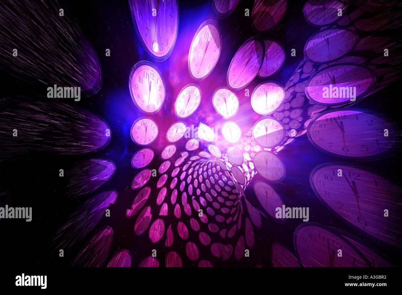 La cuarta dimensión Foto & Imagen De Stock: 6159537 - Alamy