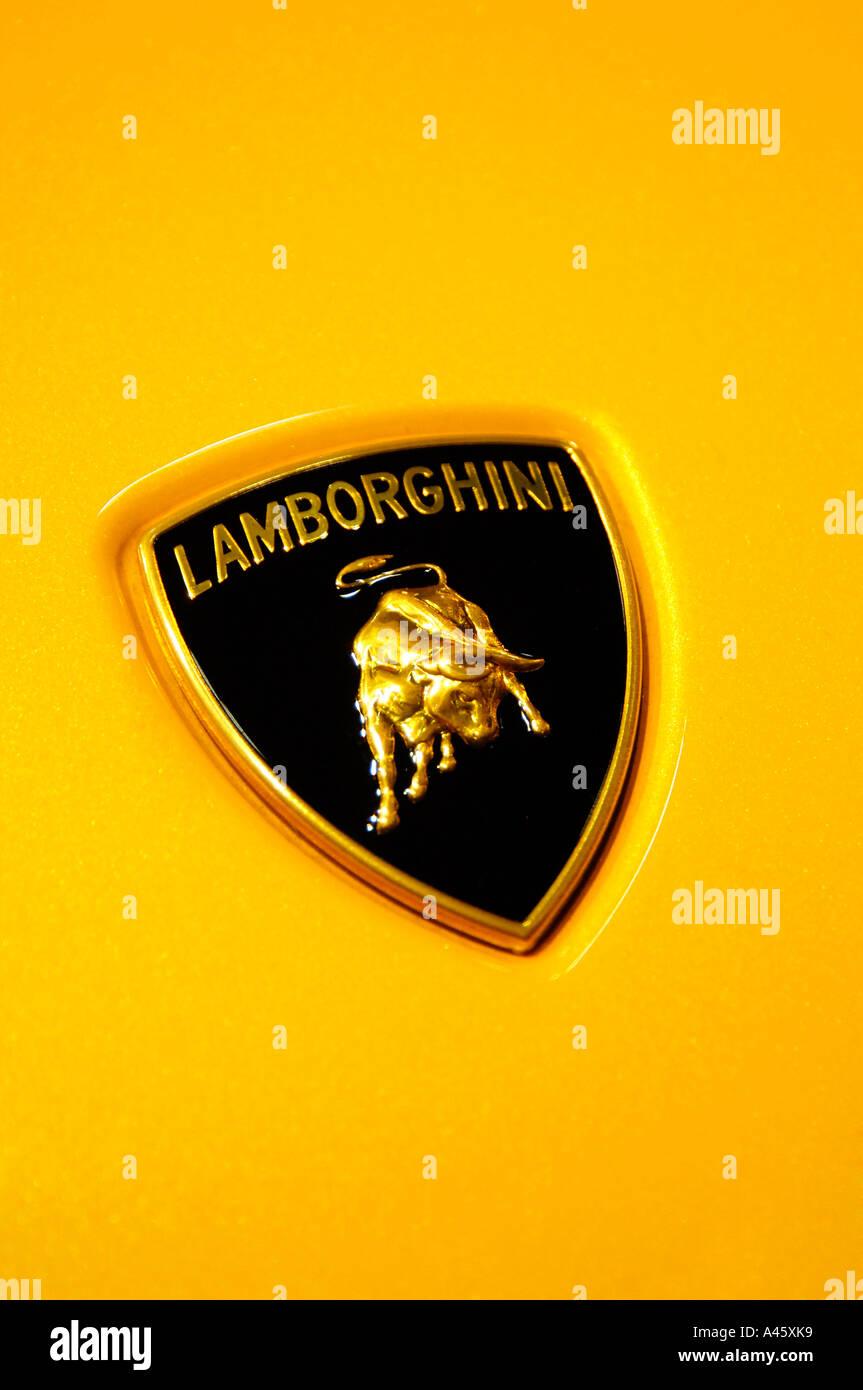 Logotipo De Lamborghini Foto Imagen De Stock 6253752 Alamy