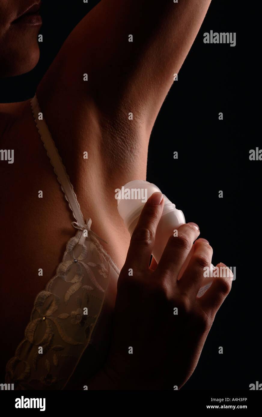 Cuidado del cuerpo Imagen De Stock