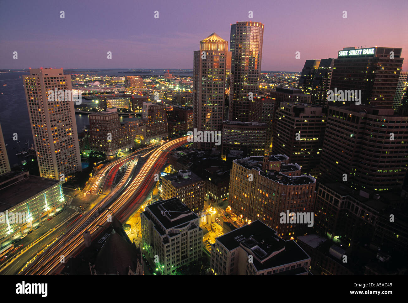 Boston, Massachusetts, EE.UU. Imagen De Stock