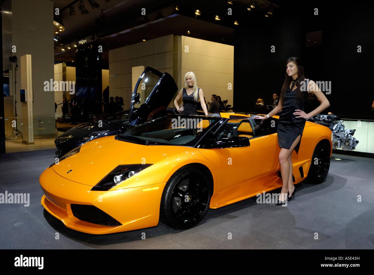 Lamborghini Murcielago Lp640 Imagenes De Stock Lamborghini