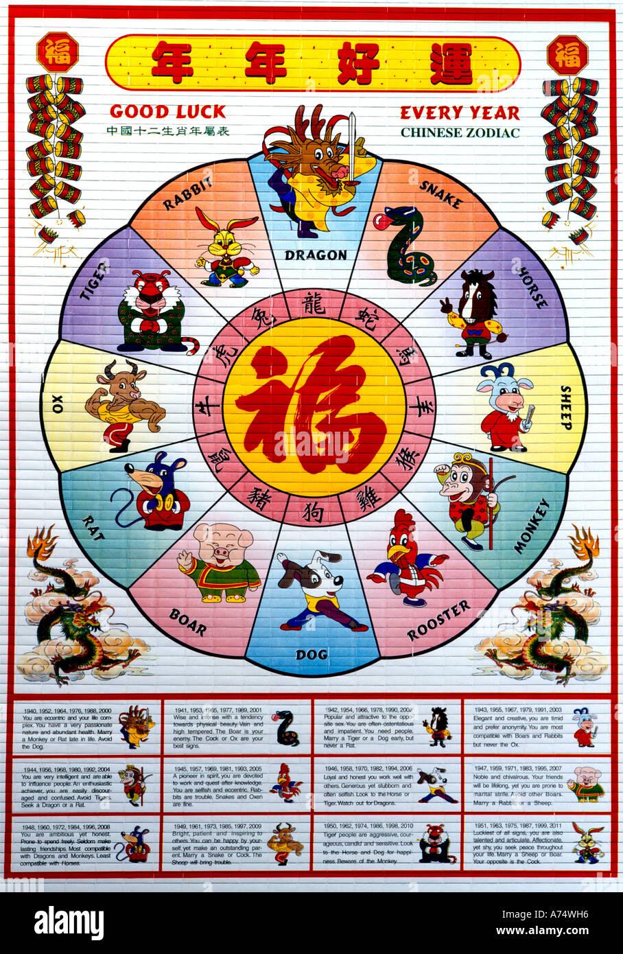 Calendario Chino.Calendario Chino Foto Imagen De Stock 6699733 Alamy
