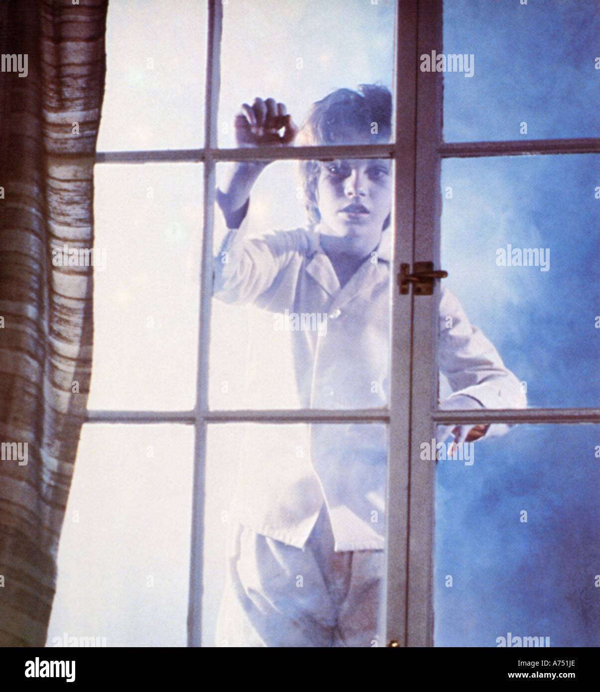 SALEM'S LOT : La película de 1979 película de Warner Imagen De Stock